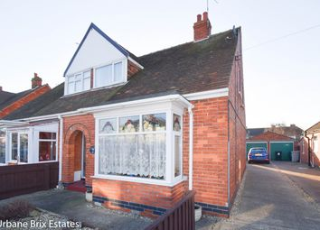 Thumbnail 3 bed semi-detached bungalow for sale in Wellington Road, Mablethorpe