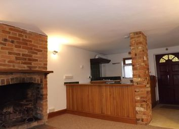 Thumbnail 1 bed cottage to rent in High Street, Harrold, Bedford
