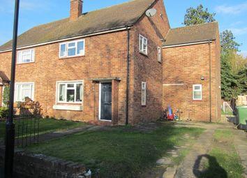 Thumbnail 4 bed semi-detached house for sale in Kingsbury Drive, Old Windsor, Windsor