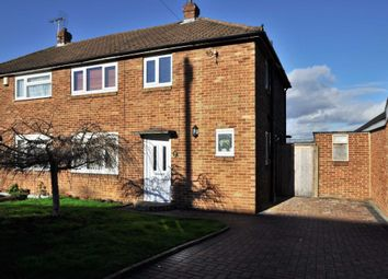 Thumbnail 3 bed semi-detached house for sale in Gravelwood Close, Chislehurst
