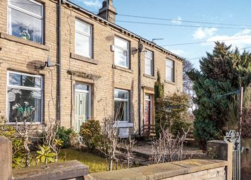Thumbnail 1 bed terraced house to rent in Halifax Road, Liversedge