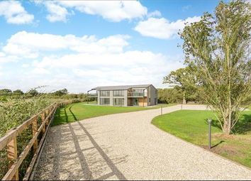 Thumbnail 5 bed detached house for sale in Braydon, Swindon, Wiltshire