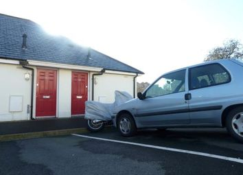 Thumbnail 1 bed flat for sale in Catchfrench Crescent, Liskeard, Cornwall