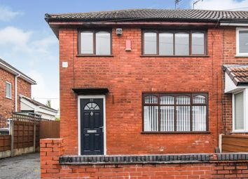 Thumbnail 2 bed semi-detached house for sale in Holmlea Road, Droylsden, Manchester