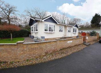 Thumbnail 2 bed mobile/park home for sale in Wyatts Covert, Denham, Uxbridge