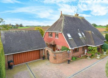 Thumbnail 4 bed detached house for sale in Ninn Lane, Great Chart, Ashford