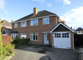 Thumbnail 3 bed property for sale in Fabian Crescent, Shirley, Solihull