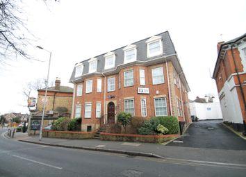 Thumbnail 2 bedroom flat to rent in Surbiton Hill Road, Surbiton