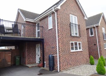 Thumbnail 1 bed mews house to rent in Sandpiper Court, Castleford