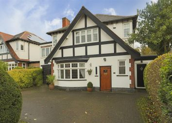Thumbnail 4 bed detached house for sale in Sandfield Road, Arnold, Nottinghamshire