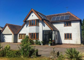 Thumbnail 4 bedroom detached house for sale in Tewkesbury Road, Elmstone Hardwicke, Cheltenham