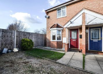 Thumbnail 2 bed semi-detached house for sale in Meadenvale, Peterborough