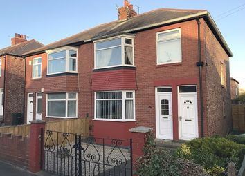 Thumbnail 2 bed flat for sale in Saint Albans Crescent, Heaton, Newcastle Upon Tyne