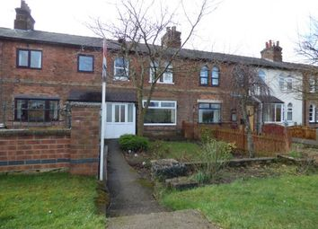 Thumbnail 3 bed terraced house for sale in Chellaston Cottages, Swarkestone Road, Weston-On-Trent, Derby