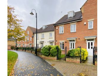 Thumbnail 3 bed town house for sale in Rosebury Drive, Newcastle Upon Tyne