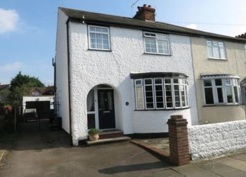 Thumbnail 3 bed semi-detached house for sale in Sussex Road, Dartford