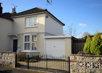 Thumbnail 2 bed end terrace house for sale in Park Place, Ashford