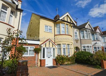 Thumbnail 4 bedroom end terrace house for sale in South Avenue, Southend-On-Sea, Essex