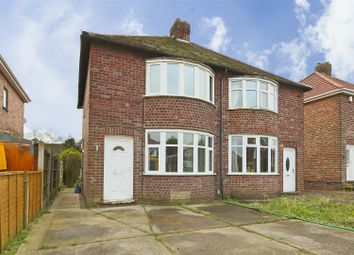 Thumbnail 2 bed semi-detached house for sale in Beardsmore Grove, Hucknall, Nottinghamshire