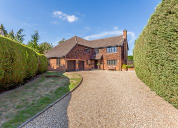 Thumbnail 5 bed detached house for sale in Dane Court, Pyrford, Woking