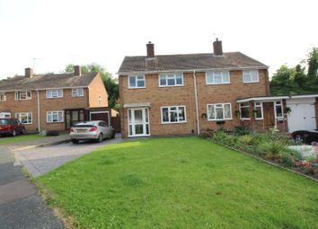 Thumbnail 3 bed end terrace house to rent in Mayes Close, Swanley, Kent