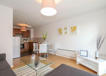 Thumbnail 1 bed flat to rent in City Link, Hessel Street, Salford