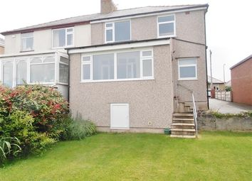 Thumbnail 1 bed flat to rent in Twemlow Parade, Heysham, Morecambe