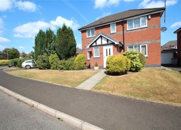 Thumbnail 3 bed detached house for sale in Great Flatt, Passmonds, Rochdale, Greater Manchester