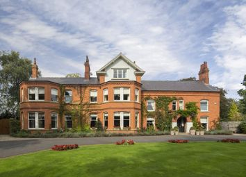 Thumbnail 7 bed country house for sale in Aylesby Hall, Aylesby, Lincolnshire