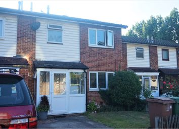 Thumbnail 3 bed terraced house for sale in Chiswick Close, Croydon