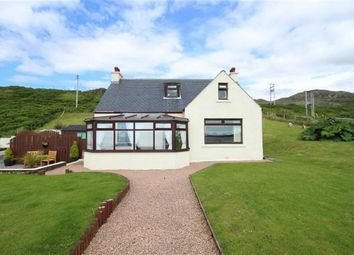 Thumbnail 4 bed detached house for sale in Braeside Road, Gairloch