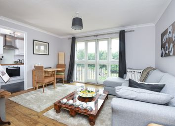 Thumbnail 1 bed flat for sale in Crowthorne Close, Southfields, London