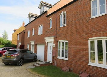 Thumbnail 2 bed terraced house for sale in Angelica Close, Banbury