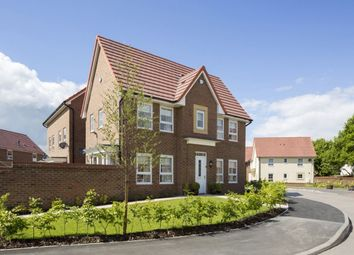 "Thumbnail 3 bedroom detached house for sale in ""Morpeth"" at Helme Lane, Meltham, Holmfirth"