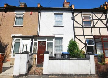 Thumbnail 3 bed terraced house for sale in Cromwell Road, Wembley, Middlesex