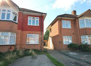 Thumbnail 2 bed flat to rent in Amesbury Road, Feltham