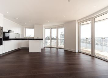 Thumbnail 2 bed flat for sale in Western Gateway, London