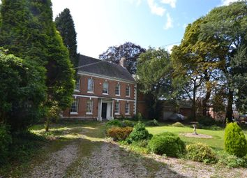 Thumbnail 9 bed property for sale in The Old Vicarage, Church Lane, Austrey, Warwickshire