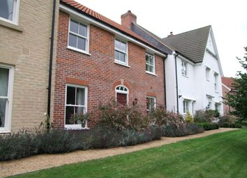 Thumbnail 3 bed town house for sale in Fromus Walk, Church Hill, Saxmundham