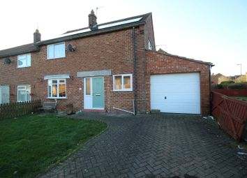 Thumbnail 3 bed end terrace house for sale in Herdborough Road, Eastfield, Scarborough