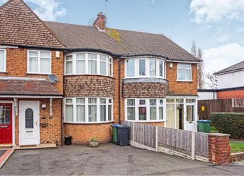Thumbnail 3 bedroom terraced house for sale in Hall Green Road, West Bromwich