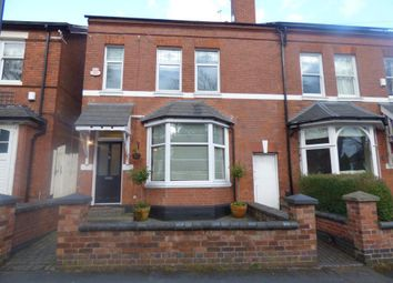 Thumbnail 4 bed semi-detached house for sale in Woodville Road, Harborne, Birmingham