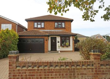 Thumbnail 4 bed detached house for sale in Western Road, Daws Heath, Hadleigh