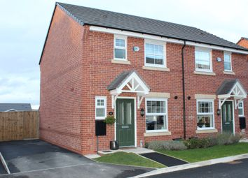 Thumbnail 3 bed semi-detached house for sale in Dairy House Close, Burnage, Rochdale