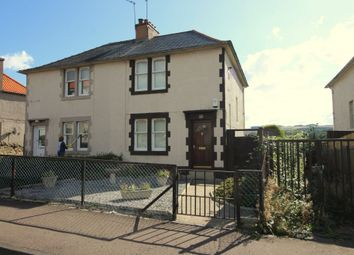 Thumbnail 2 bedroom semi-detached house for sale in 32 Elmfield Park, Dalkeith
