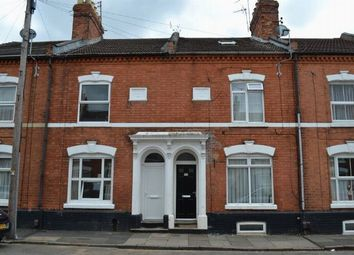 Thumbnail 3 bedroom terraced house for sale in Hood Street, The Mounts, Northampton
