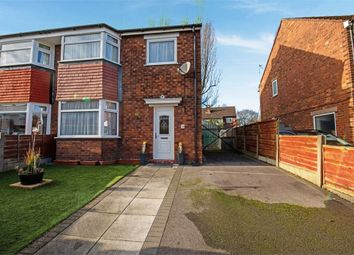 3 bed semi-detached house for sale in Hartington Road, Stockport, Cheshire SK2