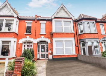 Thumbnail 3 bed terraced house for sale in Swanage Road, Southend-On-Sea