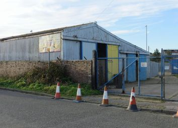 Thumbnail Warehouse to let in Former Tyre Depot, Trinity Road, Lowestoft