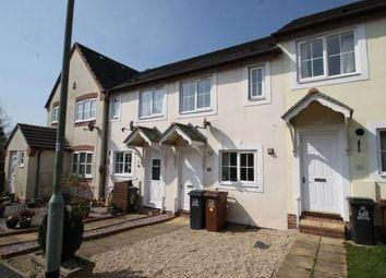 Thumbnail 2 bed terraced house to rent in Okehampton Way, Ivybridge, Devon